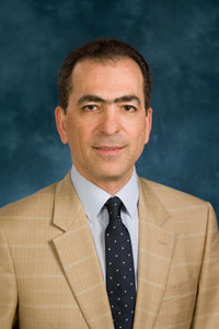 Dr. Khalil Najafi, Chair, U-M Department of Electrical and Computer Engineering